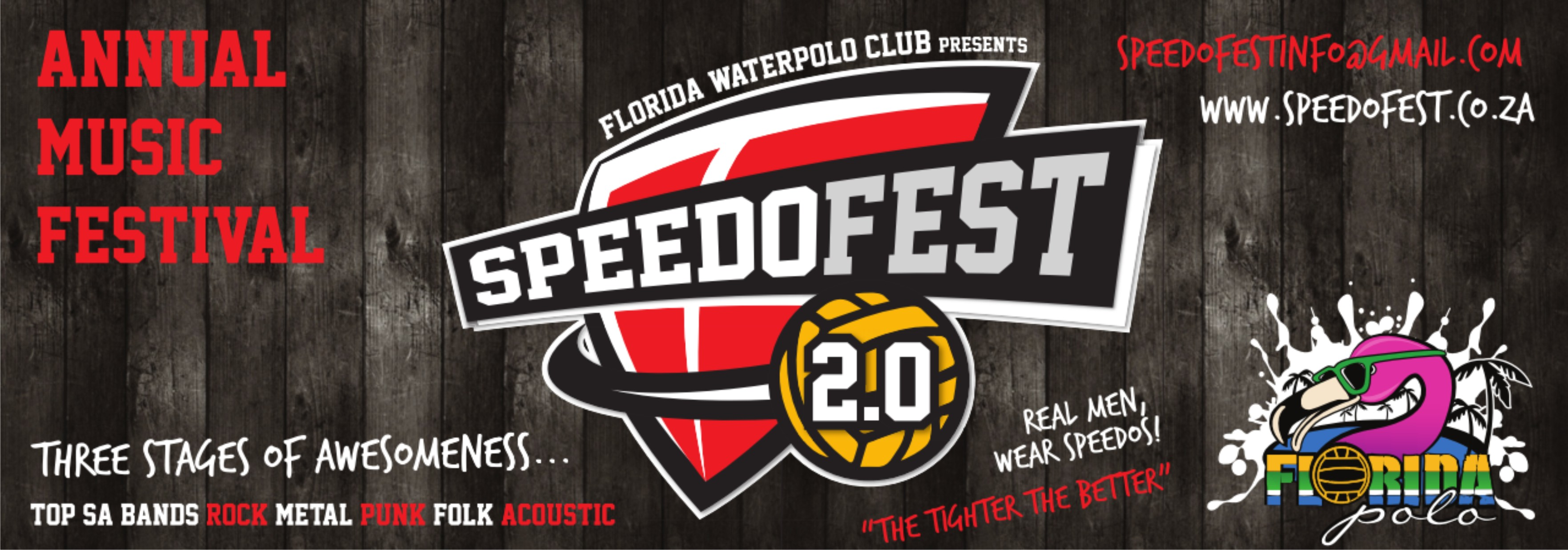 SpeedoFest 2.0 bring the best in South African music