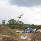 Nick De Wit putting in an impressive FMX display