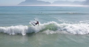 Surfing highlights video from round 1 of the Quiksilver Get Free Series