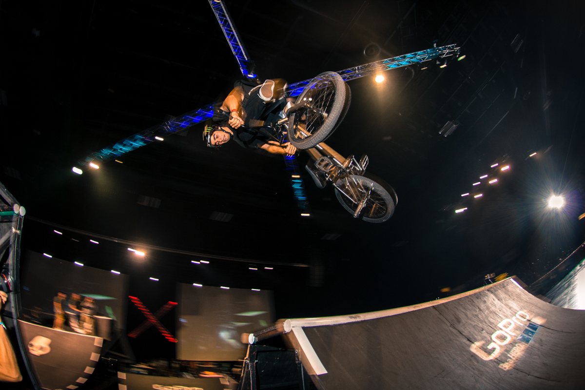 BMX at its best at Ultimae X 2015
