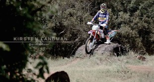 Kirsten Landman prepares for the 2015 Enduro season
