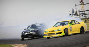 Drifting action from SupaDrift Series 01