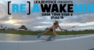 [RE]aWAKEning Wakeboarding contest going down at StokeCity WakePark