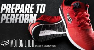 Fox Motion Elite II now avilable in SA