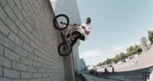 Mongoose Bikes BMX team riders shred the streets of Cape Town