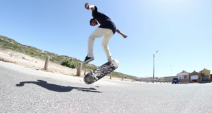 From Cape Town to the Cape Flats with 20sk8 skateboarding crew
