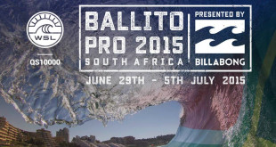 Ballito Pro 2015 bring with it a stellar lineup