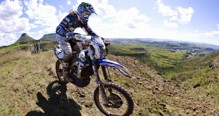 Brett Swanepoel talks Red Bull Romaniacs with us