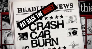 CrashCarBurn release Pay Back The Money to the South African music scene