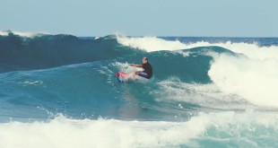 """10 year old James """"Jimmy"""" Ribbink is the future of South African surfing"""