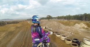 Matt van Galen - Rudimentary motocross video