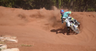 Mauritz Meiring shredding the motocross track in this Obsession Media House video