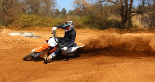 We test the all new 2016 KTM SX Motocross Range