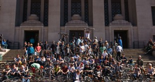 BMX Day in Johannesburg South Africa was a huge success