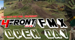 Catch the action at the upcoming FMX Open Day