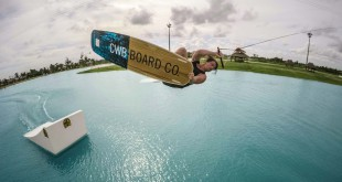Chris Rogers GoPro HERO4 Session Wakeboarding and Wakeskating video