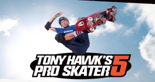 Tony Hawk's Pro Skater 5 Trailer is here bringing skateboarding to your game console