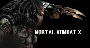 Play as the Predator in Mortal Kombat X