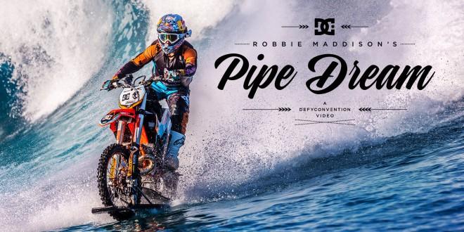 Robbie Maddison's Pipe Dream