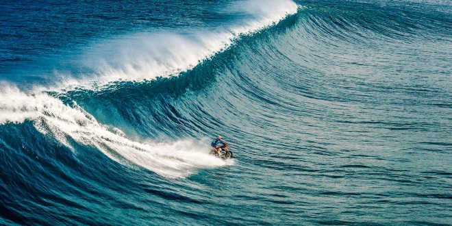 Robbie Maddison's Behind the Dream Part 1