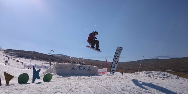 Xperia Winter Whip 2015 Crowns Champs