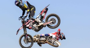 Freestyle Motocross whips at their best by Dallan Goldman and Brendan Potter