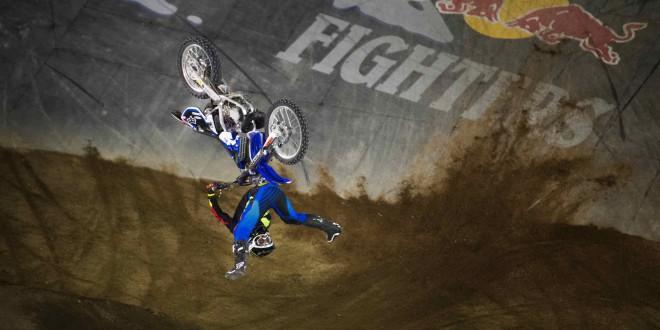 Adam Jones talks Red Bull X-Fighters Pretoria