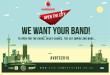 Vodacom Open the City searching for South African music acts to open at Vodacom In the City
