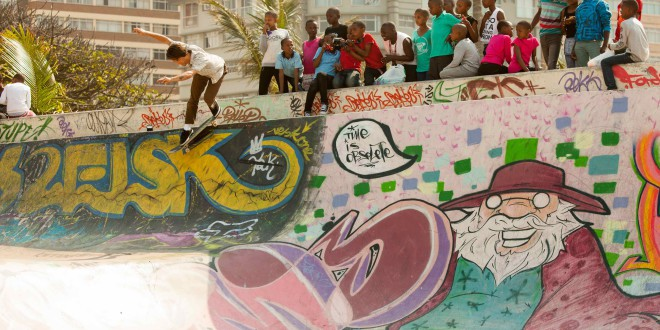 RVCA South Africa Tour Highlights