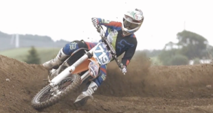 Awesome Motocross Girls video featuring South Africa's Brittany Cuthbert