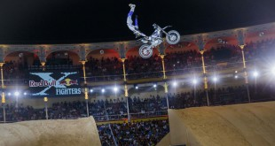 Interview with Australia's Rob Adelbert about Freestyle Motocross