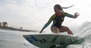 Billabong Junior Series Surfer Profile with Gina Smith