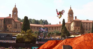 Javier Villegas qualified in 10th place at Red Bull X-Fighters Pretoria
