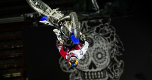 Exclusive interview with Freestyle Motocross rider Tom Pages about Red Bull X-Fighters