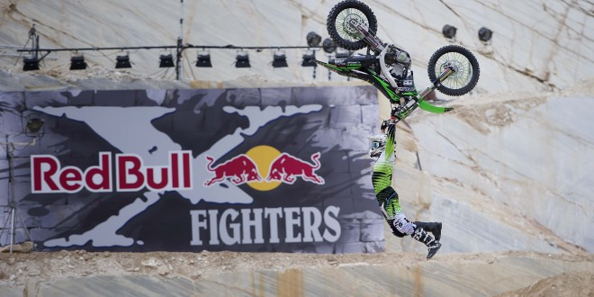 Remi Bizouard talks Red Bull X-Fighters Pretoria