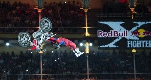 Exclusive interview with Josh Sheehan about Red Bull X-Fighters Pretoria