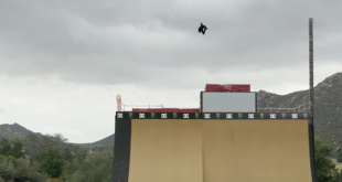 Watch Skateboarding legend Danny Way land the Highest Air Ever