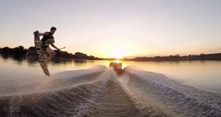 Watch the Shaun Faccio wakeboarding entry into the Tige MyWake Global Challenge