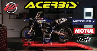The Acerbis motocross bike makeover video is here
