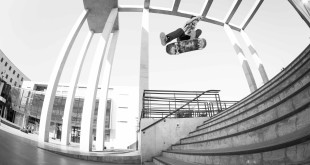 Allan Adams Joins the Adidas Skateboarding Team