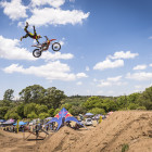 Freestyle Motocross action at its best at the 4Front Live Open Day