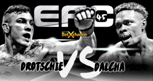 EFC returns to Cape Town with EFC45