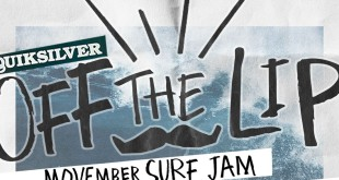 2015 November off the lip surf jam