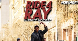 In honour of one of South Africa's best BMX riders, Ride 4 Ray