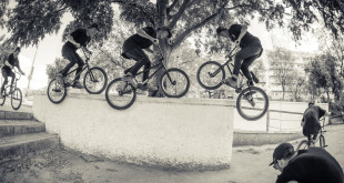 We interview BMX street rider Fernando Laczko about his trip to South Africa