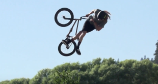 Greg Illingworth and the Vans BMX than tour the Northwest of USA