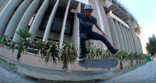 Jean-Marc Johannes Ride Channel Quick Fix skateboarding video
