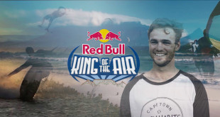 What the Graham Howes Kiteboarding Red Bull King of the Air entry video