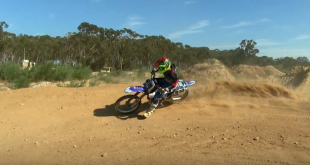 Get your Motocross fix with this styling video of Dylan Stokes ripping it up at his local MX track in Cape Town