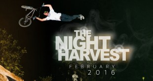 The Night Harvest 2016 BMX and MTB dirt jump comp has been announced